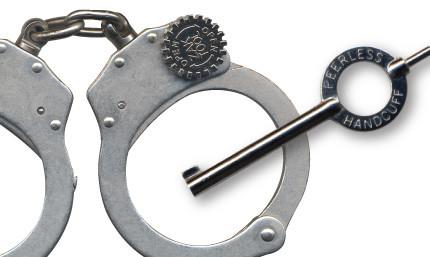 Handcuffs & Standard Keys