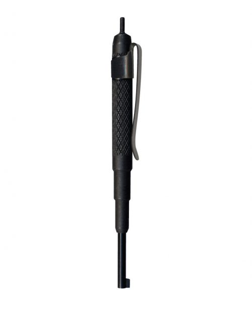 ZT21 Alloy Steel Pocket Key - Black