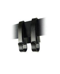 Zt52 Low Profile Key Ring Holder Black Zak Tools