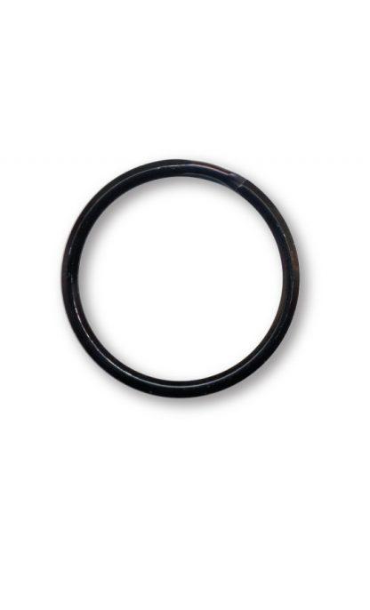"ZT35 1.5"" Black Key Ring - 25 Pack"